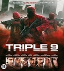 Triple nine, (Blu-Ray)