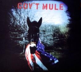 GOV'T MULE 1995 ALBUM, REMASTERED GOV'T MULE, CD