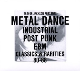 METAL DANCE TREVOR JACKSON PRESENTS ... V/A, CD