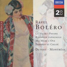 BOLERO/LA VALSE/PAVANE... W/CHARLES DUTOIT, ORCH.SYM.DE MONTREAL Audio CD, M. RAVEL, CD