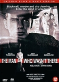 Man Who Wasn't There - DVD