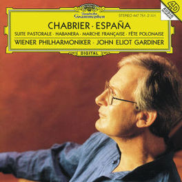 ESPANALARGHETTO WP/GARDINER Audio CD, E. CHABRIER, CD