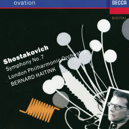 SYMPHONY NO.7 -LONDON PHILHARMONIC ORCH./BERNARD HAITINK Audio CD, D. SHOSTAKOVICH, CD