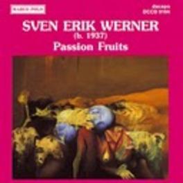 PASSION FRUIT SVITZER/KUHLAU QUARTET S.E. WERNER, CD