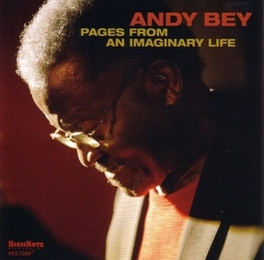 PAGES FROM AN IMAGINARY.. .. LIFE ANDY BEY, CD