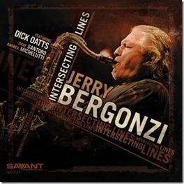 INTERSECTING LINES JEWELCASE JERRY BERGONZI, CD
