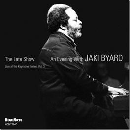 LATE SHOW JAKI BYARD, CD