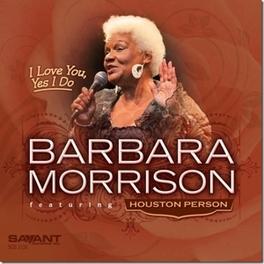 I LOVE YOU YES I DO BARBARA MORRISON, CD
