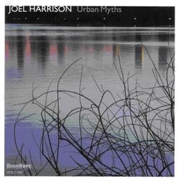 URBAN MYTHS FEAT.JORDAN PERLSON/DAVID BINNEY/DANIEL KELLY/COREY KIN JOEL HARRISON, CD