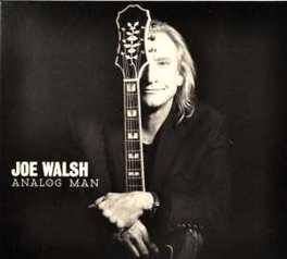 ANALOG MAN *PRODUCED BY JEFF LYNN* JOE WALSH, CD