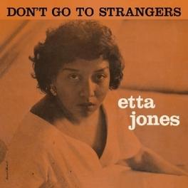 DON'T GO TO STRANGERS +.. .. SOMETHING NICE ETTA JONES, CD