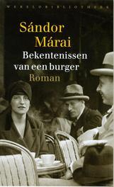 Bekentenissen van een burger Márai, Sándor, Ebook