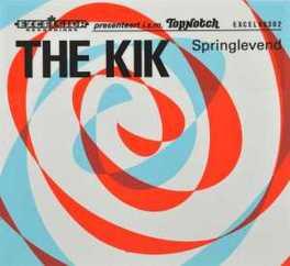 SPRINGLEVEND KIK, CD