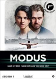 MODUS - SEASON 1 TV SERIES, DVDNL