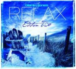 RELAX EDITION TWO 2CD -CARDBOX Audio CD, BLANK & JONES, CD