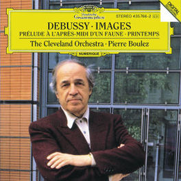 IMAGES CLEVELAND ORCHESTRA/BOULEZ Audio CD, C. DEBUSSY, CD