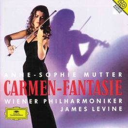 CARMEN FANTASIE A.S.MUTTER-VIOLIN Audio CD, MUTTER, ANNE-SOPHIE, CD