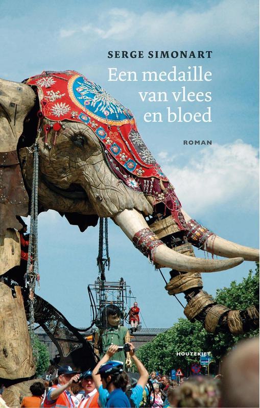 Een medaille van vlees en bloed Simonart, Serge, Ebook