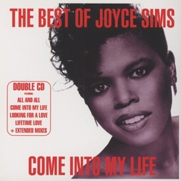 COME INTO MY LIFE/BEST OF JOYCE SIMS, CD