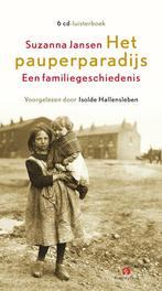 Het pauperparadijs SUZANNE JANSEN luisterboek, AUDIOBOOK, Book, misc