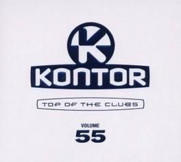 KONTOR TOP OF THE CLUBS55 VOLUME 55 V/A, CD