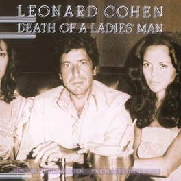 DEATH OF A LADIES.. -HQ- .. MAN / 180GR. AUDIOPHILE PRESSING / GATEFOLD SLEEVE LEONARD COHEN, Vinyl LP