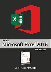 Ontdek Microsoft Excel: 2016