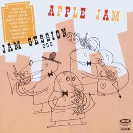 JAM SESSION ONE APPLE JAM 4 TRACKS.STUDIO JAM SESSIONS IN 1953,BY STAN GETZ... V/A, CD