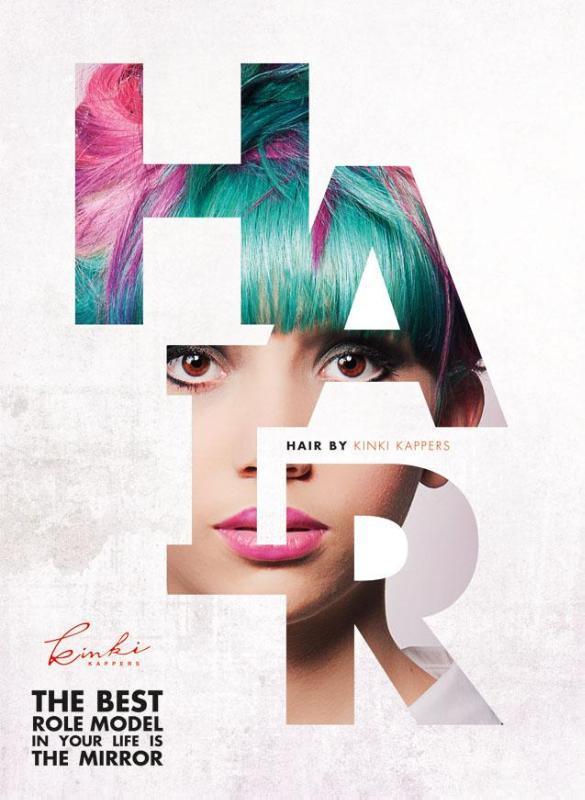 Hair by Kinki kappers