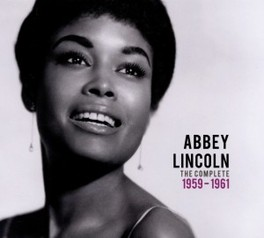 COMPLETE 1959-1961.. .. RECORDINGS ABBEY LINCOLN, CD