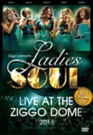 Ladies Of Soul - Live At The Ziggodome 2016 - DVD