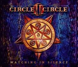 WATCHING IN SILENCE -DIGI DIGI BOOK. FTS ZAK STEVENS(SAVATAGE) Audio CD, CIRCLE II CIRCLE, CD
