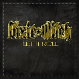 LET IT ROLL RANDOM BLACK, YELLOW, OR GOLD W/SMOKE COLORED VINYL DIXIE WITCH, LP