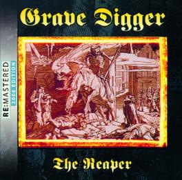 REAPER-REMASTERED2006 Audio CD, GRAVE DIGGER, CD