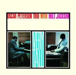 VERY TALL W/MILT JACKSON PETERSON, OSCAR -TRIO-, CD