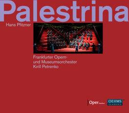 PALESTRINA K.PETRENKO H. PFITZNER, CD