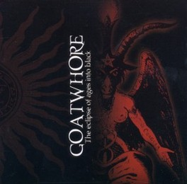 ECLIPSE OF AGES INTO BLAC Audio CD, GOATWHORE, CD