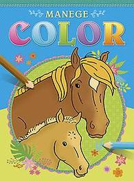 Manege color ZNU, Paperback