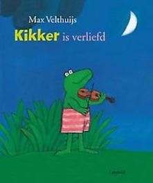 Kikker is verliefd Max Velthuijs, Hardcover