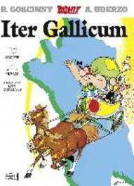 Asterix latein 05 Iter Gallicum, René Goscinny, Hardcover