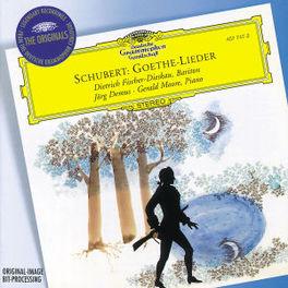 GOETHE LIEDER D.FISCHER-DIESKAU/J.DEMUS/G.MOORE Audio CD, F. SCHUBERT, CD