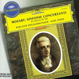 SINFONIE CONCERTANTI BERLIN P.O./BOHM Audio CD, W.A. MOZART, CD