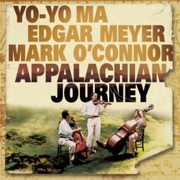 APPALACHIAN.. -REMAST- .. JOURNEY // FT. EDGAR MEYER & MARK O'CONNOR MA, YO-YO, CD