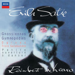GNOSSIENNES GYMNOPEDIES REINBERT DE LEEUW Audio CD, E. SATIE, CD