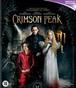 Crimson peak, (Blu-Ray) BILINGUAL /CAST: TOM HIDDLESTON, JESSICA CHASTAIN