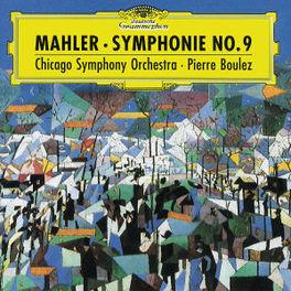SYMFONY NO.9 W/CHICAGO SYM.ORCH., BOULEZ Audio CD, G. MAHLER, CD