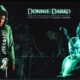 DONNIE DARKO MUSIC BY MICHAEL ANDREWS // 1ST TIME ON VINYL (180 GR) OST, LP
