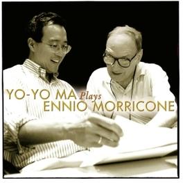 YO-YO MA PLAYS ENNIO.. REMASTERED MA, YO-YO, CD