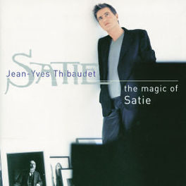 MAGIC OF SATIE THIBAUDET Audio CD, E. SATIE, CD