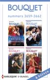 Bouquet e-bundel nummers 3659-3662